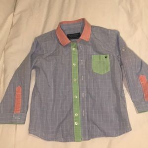 Boys mayoral size 24 month button down